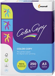 Laserpapier Color Copy A3 250gr wit 125vel