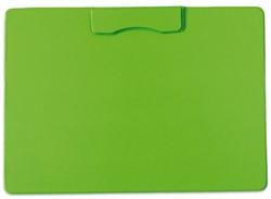 Klembord magnetisch A4 dwars groen