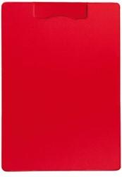 Klembord magnetisch A4 staand rood