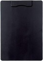 Klembord magnetisch A4 staand zwart