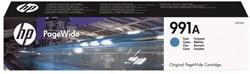 Inkcartridge HP 991A M0J74AE blauw