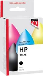 Inktcartridge Quantore HP CC654A 901XL zwart
