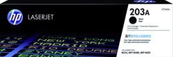 Tonercartridge HP CF540A 203A zwart