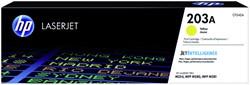 Tonercartridge HP CF542A 203A geel