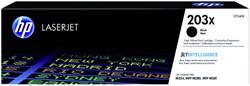 Tonercartridge HP CF540X 203X zwart HC
