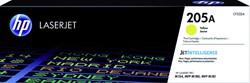 Tonercartridge HP CF532A 205A geel