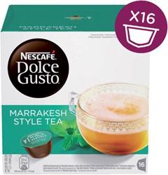 Thee Dolce Gusto Marrakesh 16 cups voor 8 kopjes