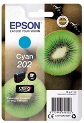 Inktcartridge Epson 202 T02F24 blauw