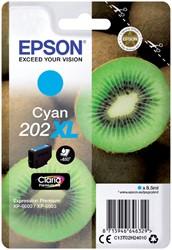 Inktcartridge Epson 202XL T02H24 blauw HC