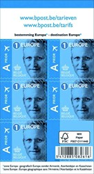 Postzegel Belgie 50 X 1.30 Euro doosje