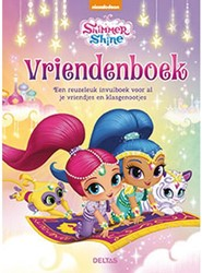 vriendenboek Deltas Shimmer and Shine