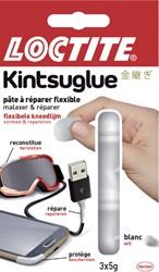 Kneedlijm Loctite Kintsuglue  flexbiler 5gram wit