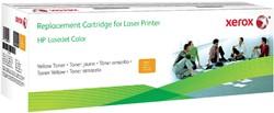 Tonercartridge Xerox 006R03460 HP CF402X 201X geel