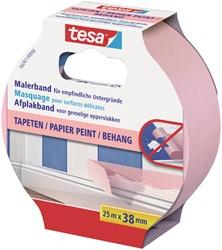 Afplaktape Tesa Precision 38mmx25m sensitive