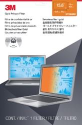 "Privacy filter Gold 3M 15.6"" breedbeeld 16:9"