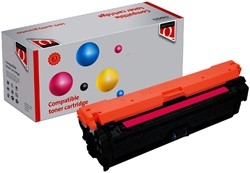 Tonercartridge Quantore HP CE343A 651A rood