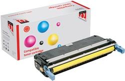 Tonercartridge Quantore HP C9732A 645A geel