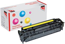 Tonercartridge Quantore HP CE412A 305A geel