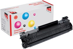 Tonercartridge Quantore HP CB435A 35A zwart
