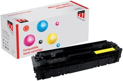 Tonercartridge Quantore HP CF402X 201X geel HC