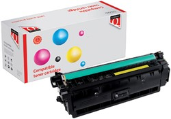 Tonercartridge Quantore HP CF362X 508X geel HC