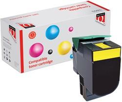 Tonercartridge Quantore Lexmark C540H1YG geel