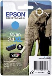 Inktcartridge Epson 24XL T2432 blauw HC