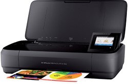 Multifunctional HP Officejet 250 mobile