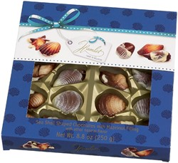 geschenkdoos Hamlet chocolade zeevruchten