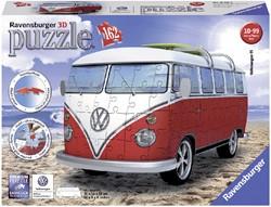 Puzzel Ravensburger Volkswagen bus T1 bulli 3D 162 stuks