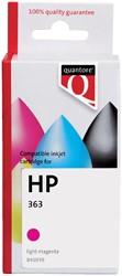 Inktcartridge Quantore HP C8775EE 363 lichtrood