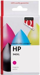 Inktcartridge Quantore HP C4908AE 940XL rood