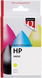 Inktcartridge Quantore HP C4909AE 940XL geel