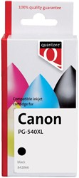 Inktcartridge Quantore Canon PG-540XL zwart HC