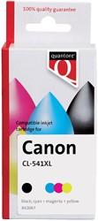 Inktcartridge Quantore Canon CL-541XL kleur HC