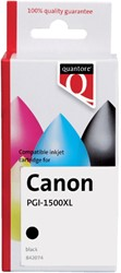 Inkcartridge Quantore Canon PG-1500XL zwart
