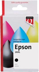 Inkcartridge Quantore Epson T262140XL zwart