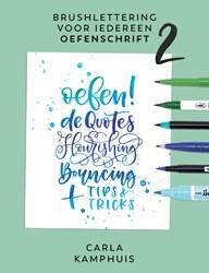 Oefenschrift 2 brushlettering voor iedereen