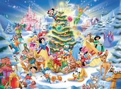 Puzzel Ravensburger Kerst 500 stukjes