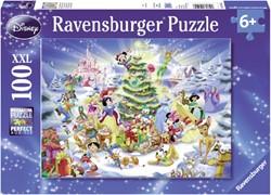 Puzzel Ravensburger Kerst 100 stukjes