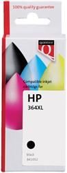 Inktcartridge Quantore HP CB322E 364XL foto zwart