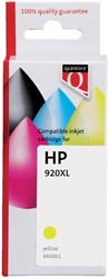 Inktcartridge Quantore HP CD974AE 920XL geel