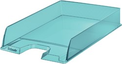 Brievenbak Esselte Colour'Ice blauw