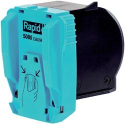 Nieten Rapid cassette voor 5080E 5000 stuks