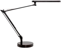 Bureaulamp Unilux Mamboled zwart