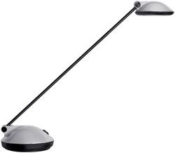 Bureaulamp Unilux Joker zilvergrijs