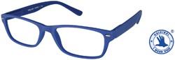 Leesbril +1.00 Feeling blauw