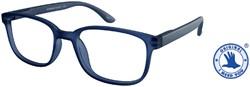 Leesbril +1.00 regenboog blauw