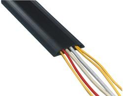 Kabelgeleider Flexibel 300cm zwart