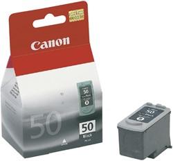 Inktcartridge Canon PG-50 zwart